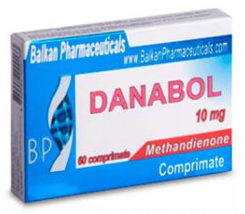 данабол от балкан фарма